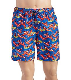 Tommy Bahama Men's Naples Pimente Peppe Swim Trunks