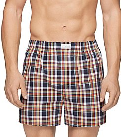 Tommy Hilfiger® Men's 3-Pack Woven Boxers
