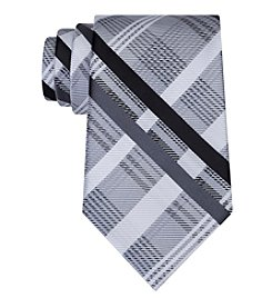 Geoffrey Beene® Men's Sunshine Plaid Tie