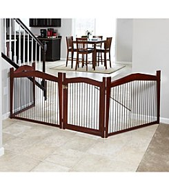 Zoovilla 2-in-1 Configurable Pet Crate and Gate