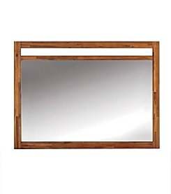 Cresent Waverly Mirror