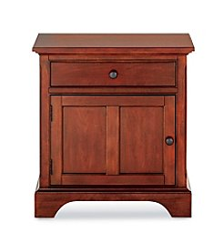 Cresent Retreat Cherry Nightstand