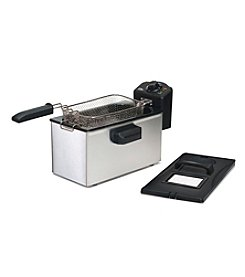 Elite Gourmet 3.5-Quart Immersion Deep Fryer