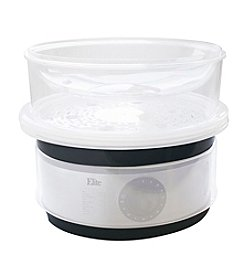 Elite Platinum 3-Tier 8.5-qt. Food Steamer