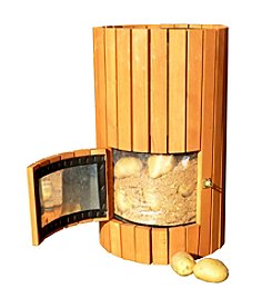 Northbeam Wooden Potato Planter