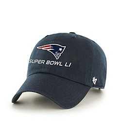 47 Brand® NFL® New England Patriots Super Bowl Clean Up Hat