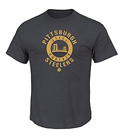 Majestic® NFL® Pittsburgh Steelers Men's Keep Score Tee