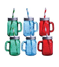 Jolly Rancher By Fitz and Floyd® Set of 6 Sippee Mugs