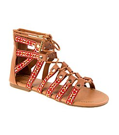 Josmo® Girls' B&B Lace Up Sandals