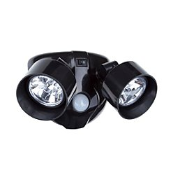 Everyday Home Dual Head Motion-Activated LED Security Light
