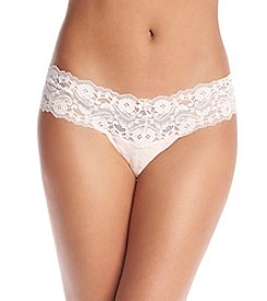 Zoe&Bella @BT Wide Lace Thong