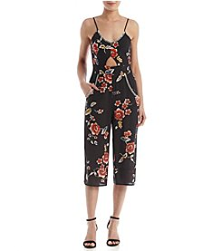 Eyeshadow® Floral Jumpsuit