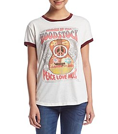 Doe® Woodstock Peace Tee