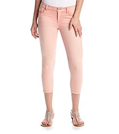 Celebrity Pink Body Sculpting Crop Skinny Jeans
