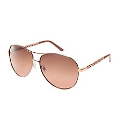 Tahari Aviator Sunglasses