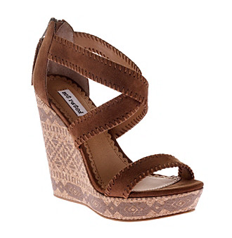 Not Rated Remi Casual Wedges