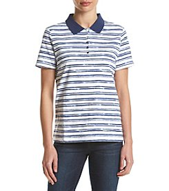 Studio Works® Stripe Polo