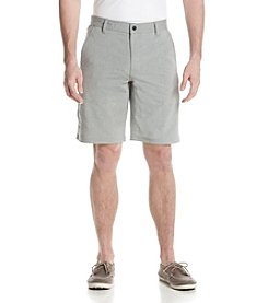 G.H. Bass & Co. Men's Performance Heathered Shorts