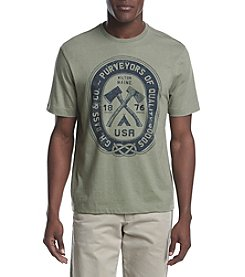 G.H. Bass & Co. Men's Purveyors Graphic Tee