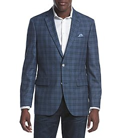 John Bartlett Statements Men's Windowpane Sport Coat
