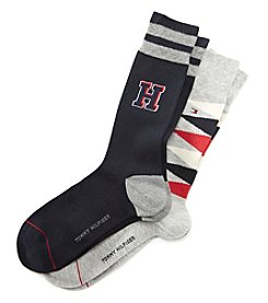 Tommy Hilfiger® Men's Varsity Oxford Socks