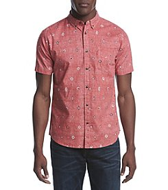 Levi's&Reg; Men's Akua American Printed Poplin Button Down