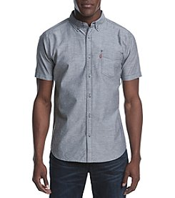 Levi's® Men's Seoul Cotton Twill Short Sleeve Woven Button Down