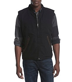 Ruff Hewn Workwear Men's Canvas Vest