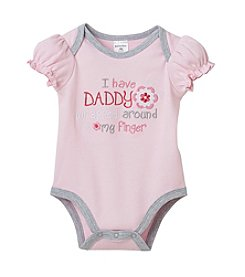 Cuddle Bear® Baby Girls' Bodysuit