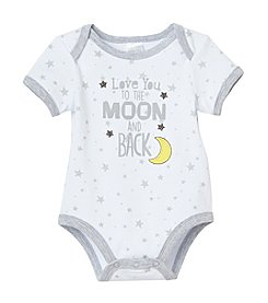 Cuddle Bear® Baby Boys Love You To Moon Creeper