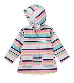 Carter's® Girls' 2T-6X Lightweight Striped Jacket
