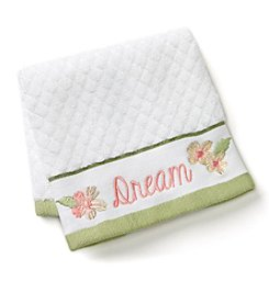 Style Lounge Sentiments Embroidered Washcloth