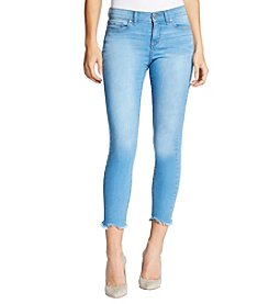 William Rast® Cropped Ankle Skinny Jeans