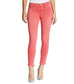 William Rast® Cropped Skinny Jeans