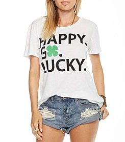 Chaser® Happy Go Lucky Tee