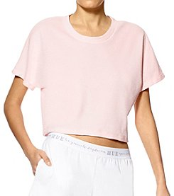 HUE® Crop Pajama Top