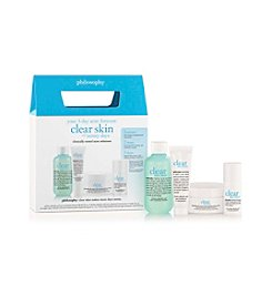 philosophy® Clear Days Ahead Trial Set (A $49 Value)