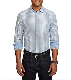 Nautica® Men's Slim Fit Long Sleeve Button Down Shirt