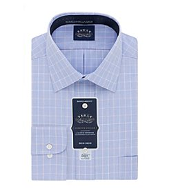 Eagle® Men's Regular Fit Plaid Dress Shirt