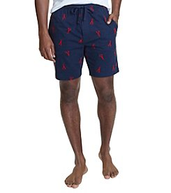 Nautica® Men's Lobster Knit Shorts