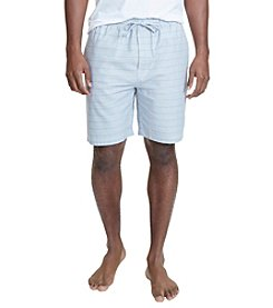 Nautica® Men's Plaid Grid Sleep Shorts