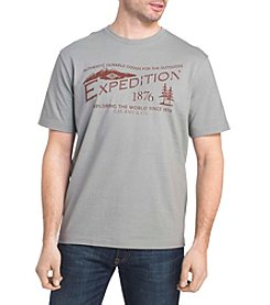 G.H. Bass & Co. Men's Expedition Graphic Tee