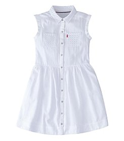 Levi's® Girls' 7-16 Sleeveless Woven Dress