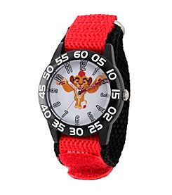 Disney® Lion Guard Kion Kids' Time Teacher Watch