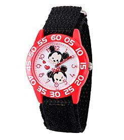 Disney® Mickey Mouse® and Minnie Mouse® Kids' Time Teacher Watch