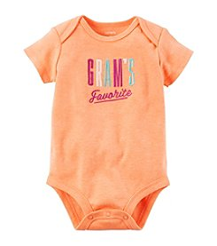 Carter's® Baby Girls' Grams Favorite Bodysuit