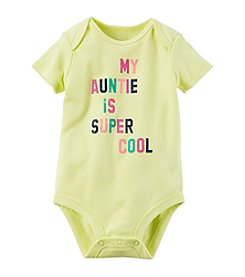 Carter's® Baby Girls' Aunt Super Cool Bodysuit