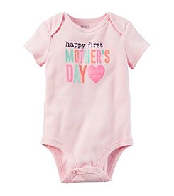 Carter's® Baby Girls' 1st Mothers Day Bodysuit