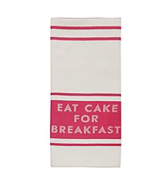kate spade new york® Diner Stripe Kitchen Towel