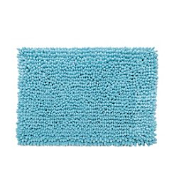 LivingQuarters Chenille Bath Rug